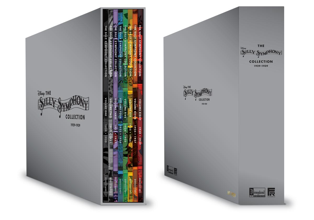 Silly Symphony Project Cover Art Photo